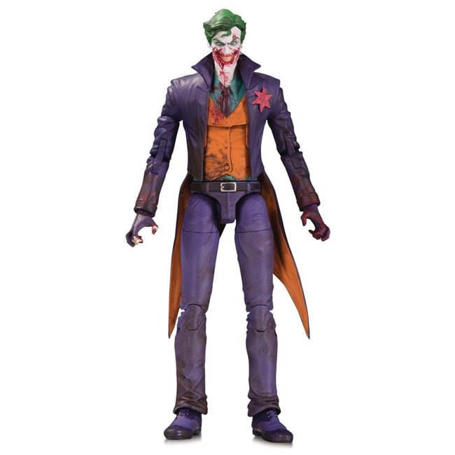 DC Collectibles DC Essentials Action Figure The Joker (DCeased) 18 cm