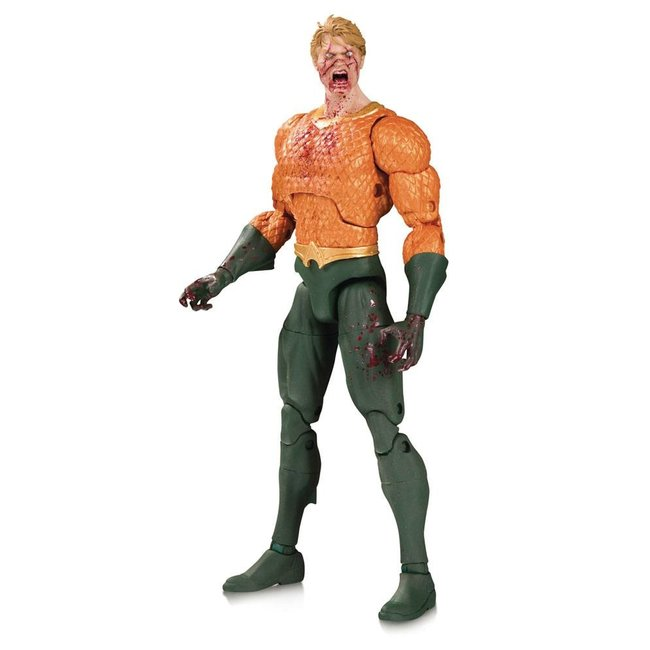 DC Collectibles DC Essentials Action Figure Aquaman (DCeased) 18 cm