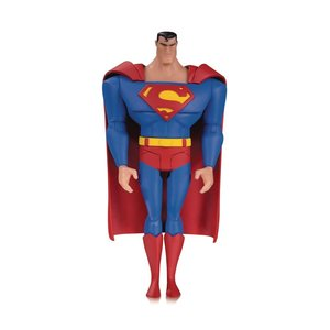 Justice League The Animated Series Action Figure Superman 16 cm