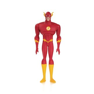 DC Collectibles Justice League The Animated Series Action Figure The Flash 15 cm