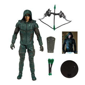 McFarlane Arrow Action Figure Green Arrow 18 cm