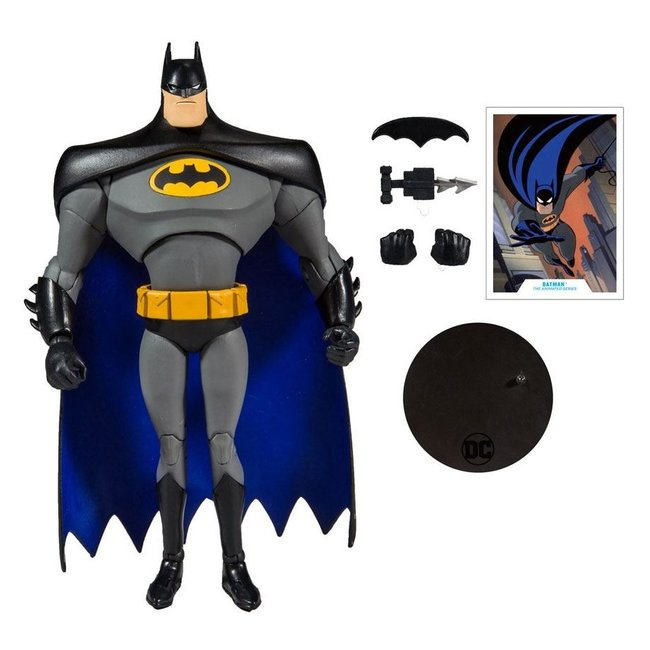 McFarlane Batman: The Animated Series Action Figure Batman 18 cm