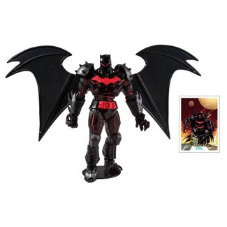 McFarlane Batman & Robin Action Figure Batman (Hellbat Suit) 18 cm