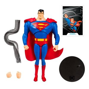 Batman: The Animated Series Action Figure Superman 18 cm