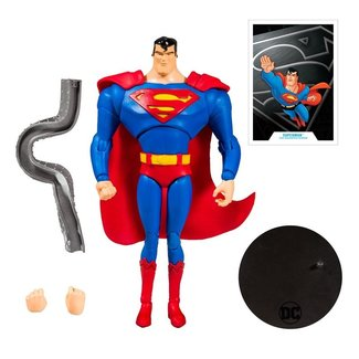McFarlane Batman: The Animated Series Action Figure Superman 18 cm