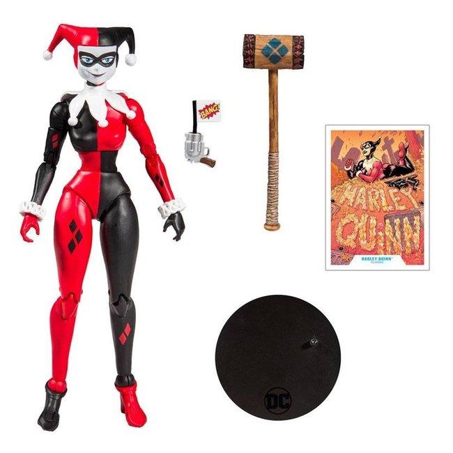 McFarlane DC Rebirth Action Figure Harley Quinn (Classic) 18 cm
