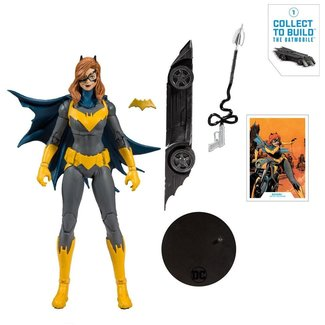 McFarlane DC Rebirth Build A Action Figure Batgirl (Art of the Crime) 18 cm