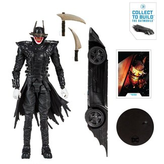McFarlane Dark Nights: Metal Build A Action Figure The Batman Who Laughs 18 cm