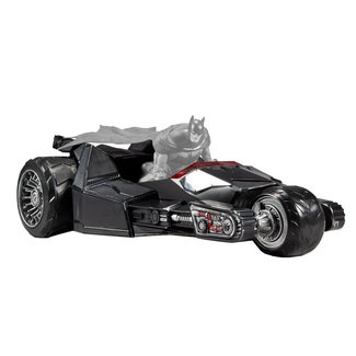 McFarlane Dark Nights: Metal Vehicle Bat-Raptor 30 cm