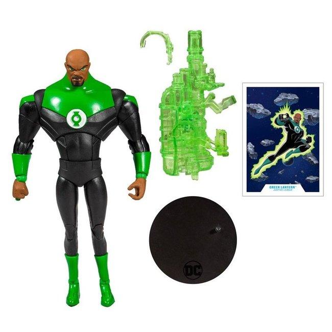 McFarlane Justice League Action Figure Green Lantern 18 cm