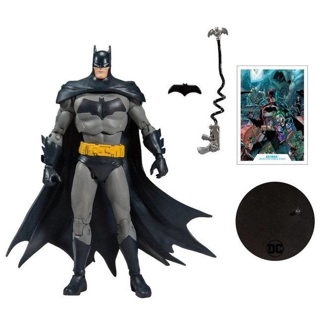 McFarlane DC Rebirth Action Figure Batman (Modern) Detective Comics #1000 18 cm