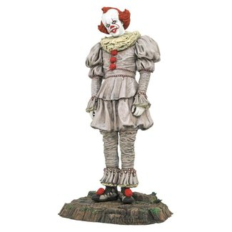 Diamond Select Toys It Chapter Two Gallery PVC Statue Pennywise Swamp 25 cm