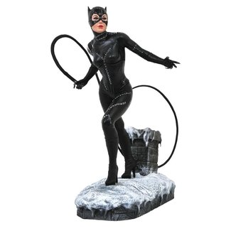 Diamond Select Toys DC Comic Gallery PVC Statue Catwomen (Batman Returns) 23 cm