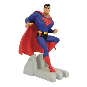 DC Premier Collection Statue Superman (Justice League Animated) 30 cm