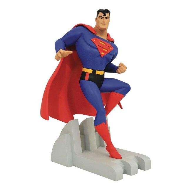 Diamond Select Toys DC Premier Collection Statue Superman (Justice League Animated) 30 cm