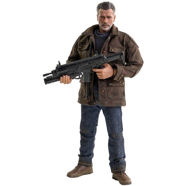 ThreeZero Terminator: Dark Fate Action Figure 1/12 T-800 16 cm