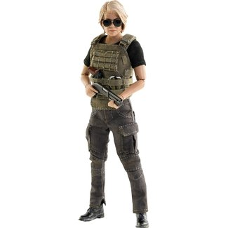 ThreeZero Terminator: Dark Fate Action Figure 1/12 Sarah Connor 14 cm