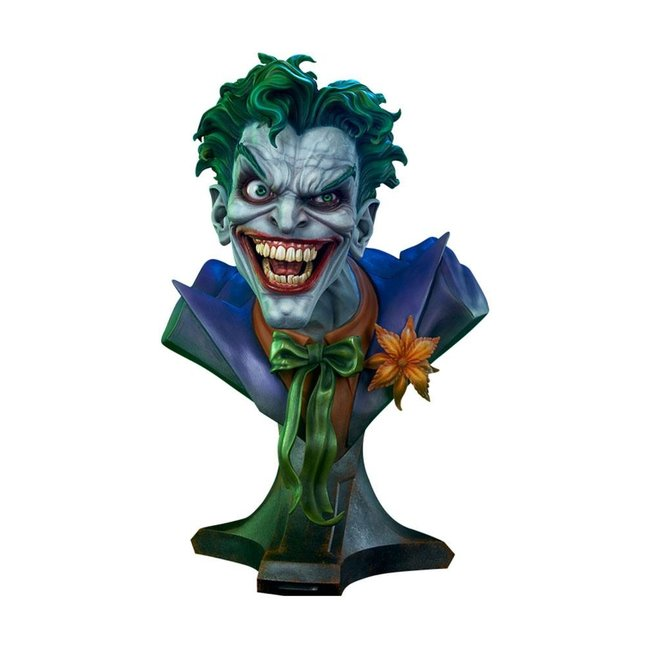 Sideshow Collectibles DC Comics Bust 1/1 The Joker 70 cm