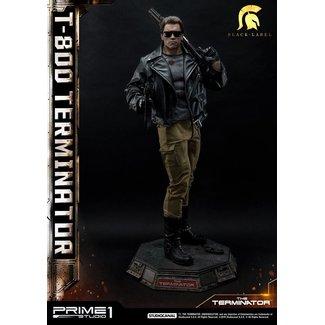 Prime 1 Studio Terminator Statue 1/2 T-800 117 cm