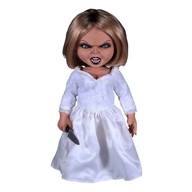 Mezco Toys Seed of Chucky MDS Mega Scale Talking Action Figure Tiffany 38 cm