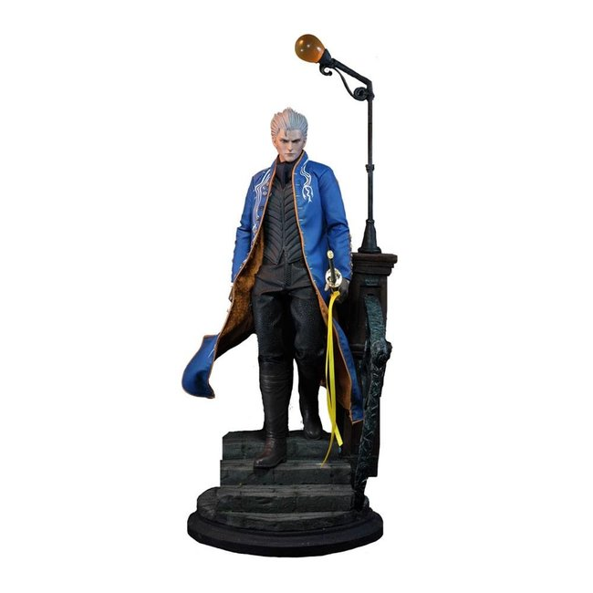 Asmus Toys Devil May Cry 3 Action Figure 1/6 Vergil Luxury Edition 30 cm