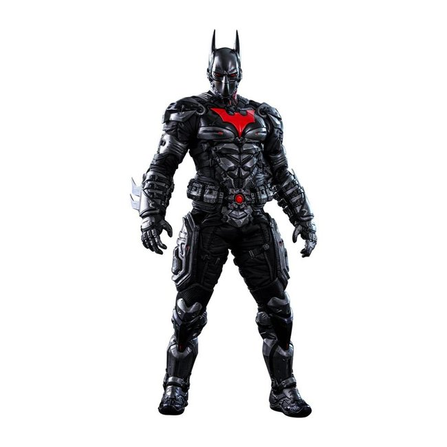 Hot Toys Batman Arkham Knight Videogame Masterpiece Action Figure 1/6 Batman Beyond 35 cm