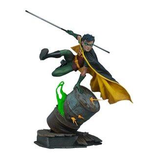 Sideshow Collectibles DC Comics Premium Format Figure Robin 48 cm