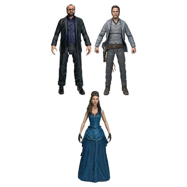 Westworld Select Action Figures 18 cm Series 2 (3)