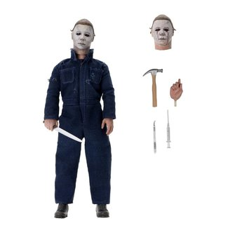 NECA  Halloween 2 Retro Action Figure Michael Myers 20 cm