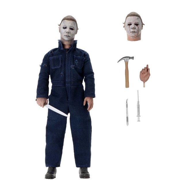 NECA  Halloween 2 Retro Action Figure Michael Myers 20 cm
