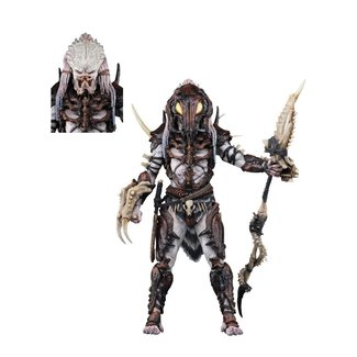 NECA  Predator Ultimate Action Figure Alpha Predator 100th Edition 20 cm