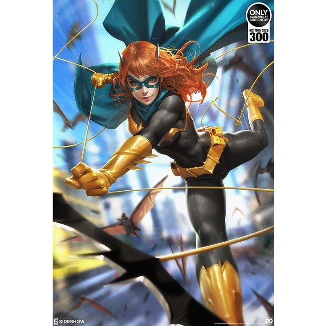 Sideshow Collectibles DC Comics Art Print Batgirl #32 by Derrick Chew 61 x 46 cm - unframed