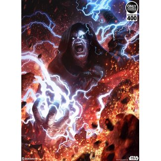 Sideshow Collectibles Star Wars Art Print Darth Sidious: Unlimited Power 46 x 61 cm - unframed