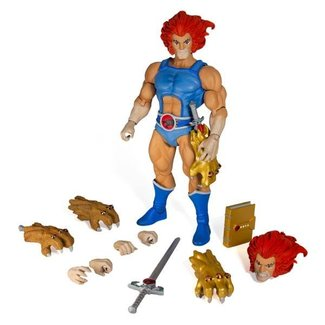 Super7 Thundercats Ultimates Action Figure Wave 1 Lion-o 18 cm