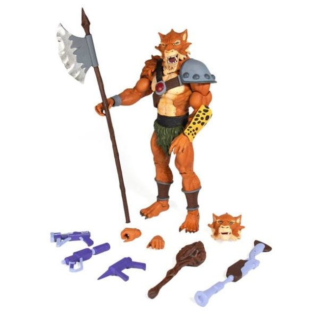 Super7 Thundercats Ultimates Action Figure Wave 1 Jackalman 18 cm