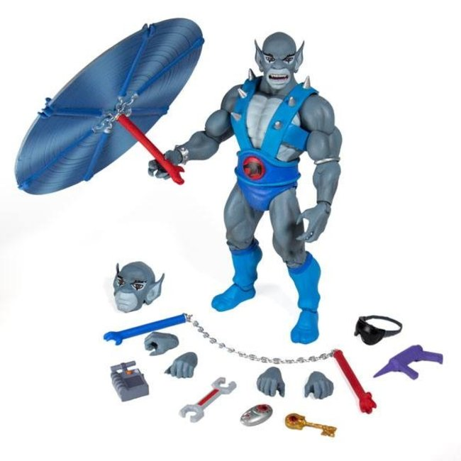 Super7 Thundercats Ultimates Action Figure Wave 1 Panthro 18 cm