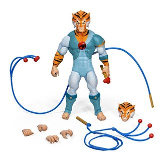 Super7 Thundercats Ultimates Action Figure Wave 2 Tygra The Scientist Warrior 18 cm