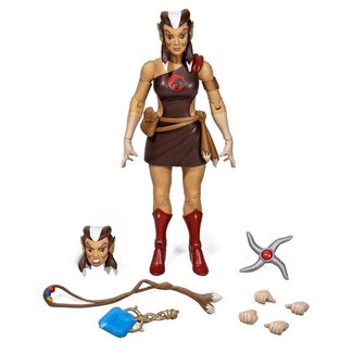 Super7 Thundercats Ultimates Action Figure Wave 2 Pumrya The Healer 18 cm