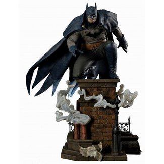 Prime 1 Studio DC Comics: Arkham Origins - Gotham by Gaslight Batman Blue Statue