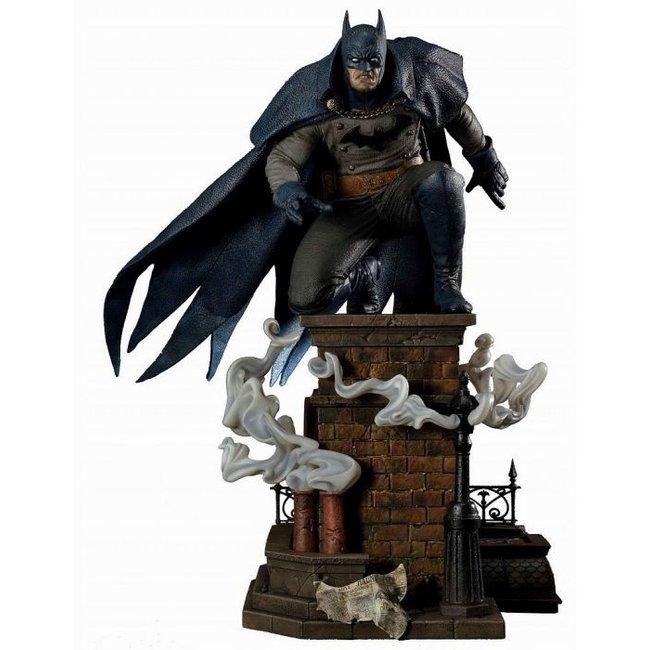 Prime 1 Studio DC Comics: Arkham Origins - Gotham by Gaslight Batman Blue Statue