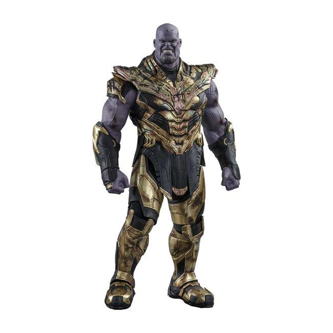 Hot Toys Avengers: Endgame Movie Masterpiece Action Figure 1/6 Thanos Battle Damaged Version 42 cm