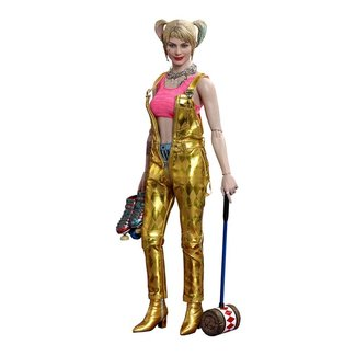 Hot Toys Birds of Prey Movie Masterpiece Action Figure 1/6 Harley Quinn 29 cm