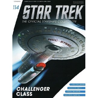 Eaglemoss Collections Star Trek Official Starships Collection #114
