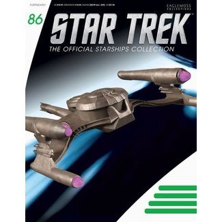 Eaglemoss Collections Official Starships Collection #86