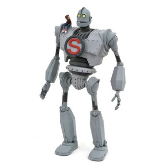 Diamond Select Toys The Iron Giant Select Action Figure Iron Giant 23 cm