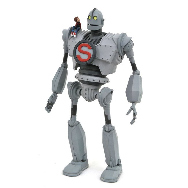 Diamond Select Toys The Iron Giant Select Action Figure Iron Giant 23 cm