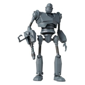 1000Toys The Iron Giant Diecast Action Figure Battle Mode Version Previews Exclusive 16 cm