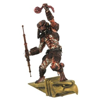 Diamond Select Toys Predator 2 Movie Gallery PVC Statue City Hunter 28 cm