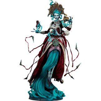 Sideshow Collectibles Court of the Dead Premium Format Figure Ellianastis: The Great Oracle 62 cm