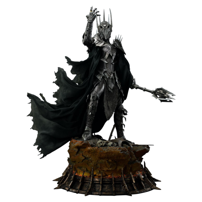 Prime 1 Studio Lord of the Rings Statue 1/4 The Dark Lord Sauron 109 cm